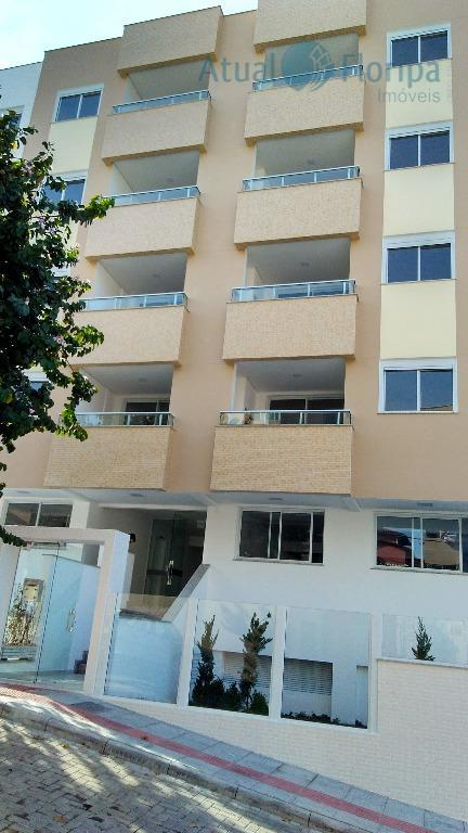Apartamento residencial à venda, Pantanal, Florianópolis.