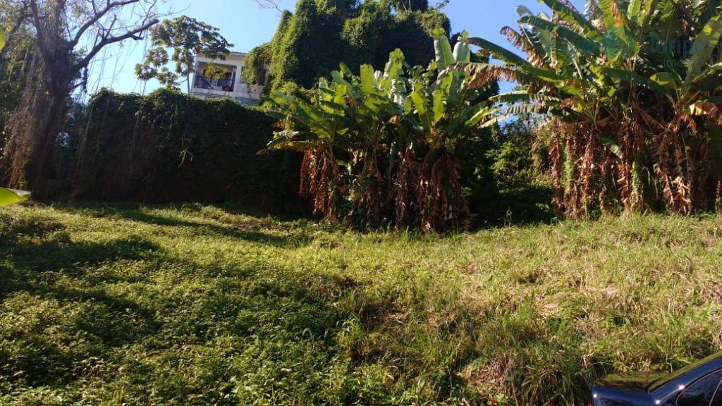 Terreno residencial à venda, Agronômica, Florianópolis.