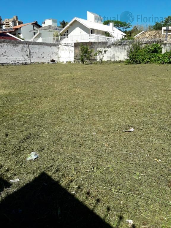 Terreno à venda, 538 m² por R$ 960.000 - Jardim Anchieta - Florianópolis/SC