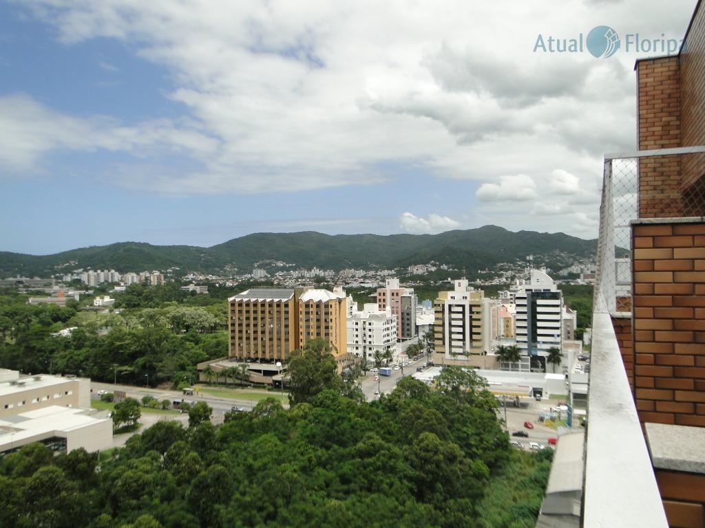 Apartamento com 2 dormitórios à venda, 66 m² por R$ 500.000 - Itacorubi - Florianópolis/SC
