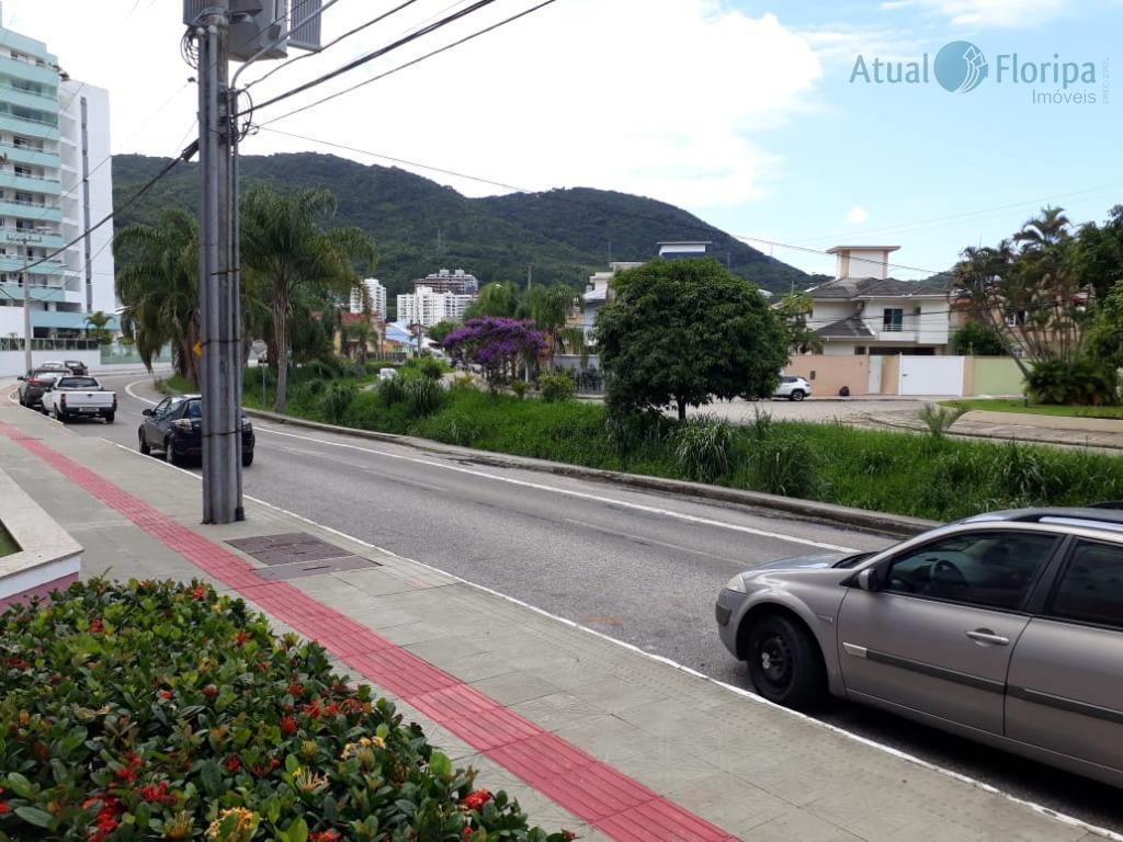 Apartamento com 2 dormitórios à venda, 64 m² por R$ 490.000 - Parque São Jorge - Florianópolis/SC