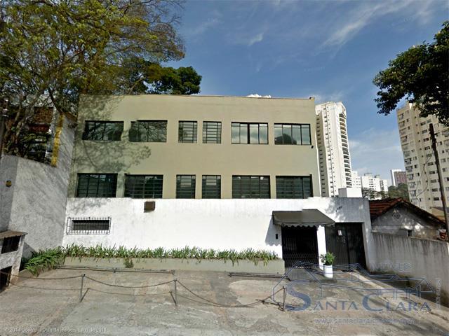 Galpão comercial para venda e locação, Santo Amaro, São Paulo - SL0235.