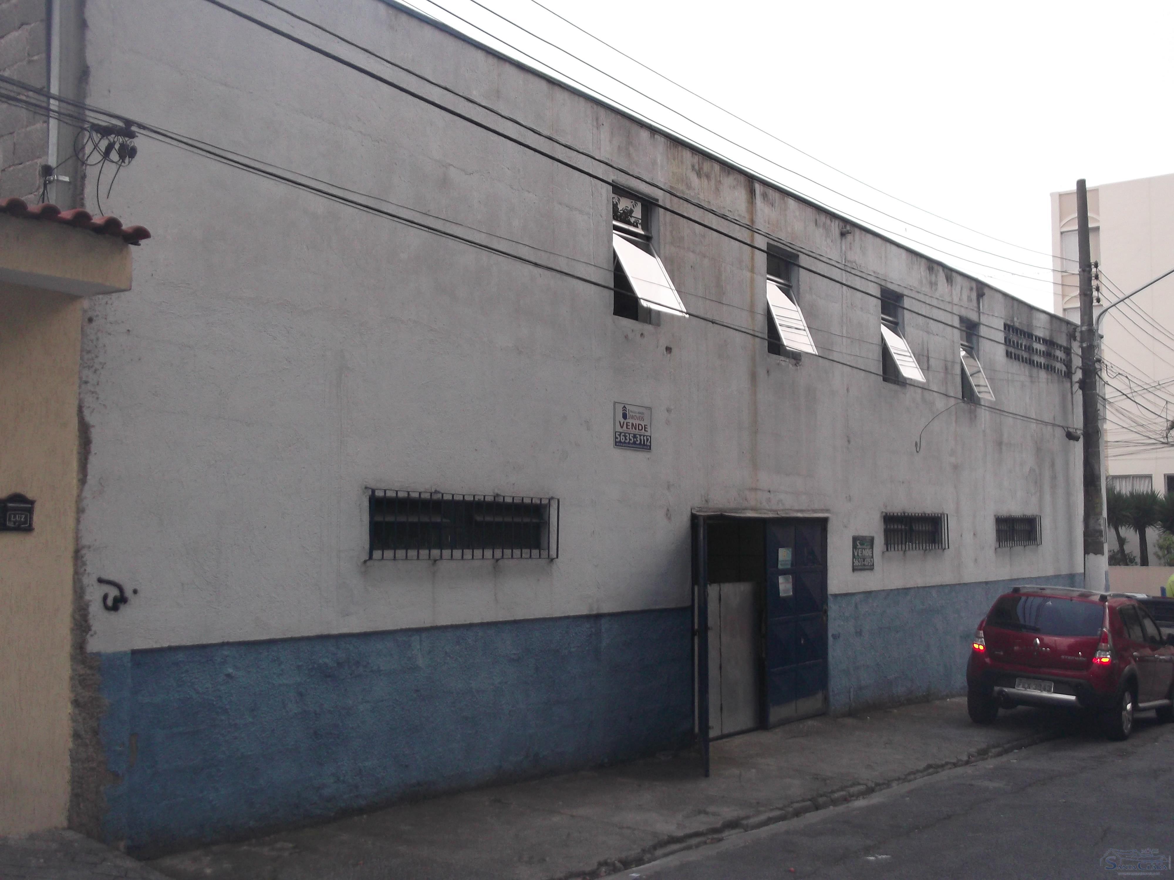 Galpão comercial para locação, Vila Santana, São Paulo - GA0041.