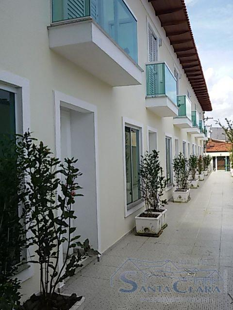 Sobrado residencial à venda, Vila Marari, São Paulo - SO3981.