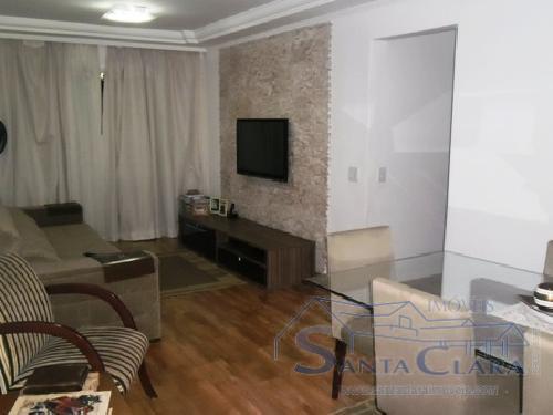 Apartamento residencial à venda, Jardim Marajoara, São Paulo - AP3730.