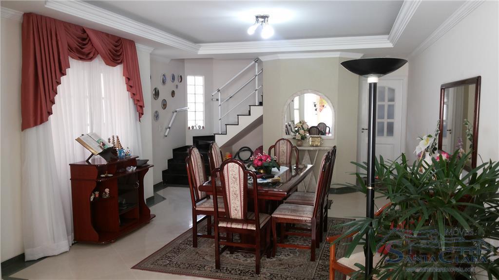 Sobrado residencial à venda, Vila Arriete, São Paulo.