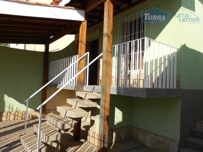 Casa residencial à venda, Centro, Atibaia - CA0089.
