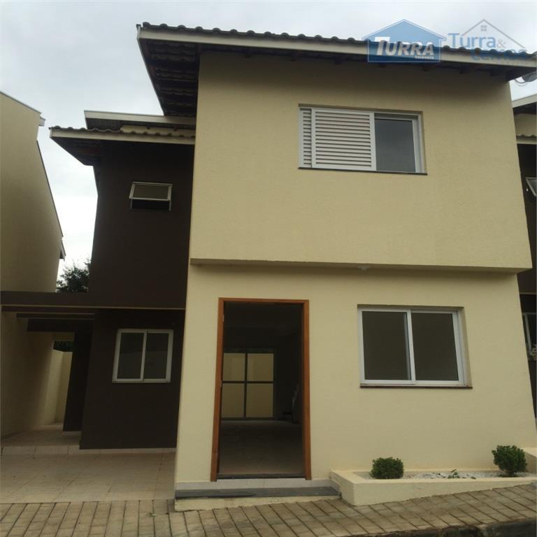 Casa residencial à venda, Condomínio Rafaela, Atibaia - CA0256.