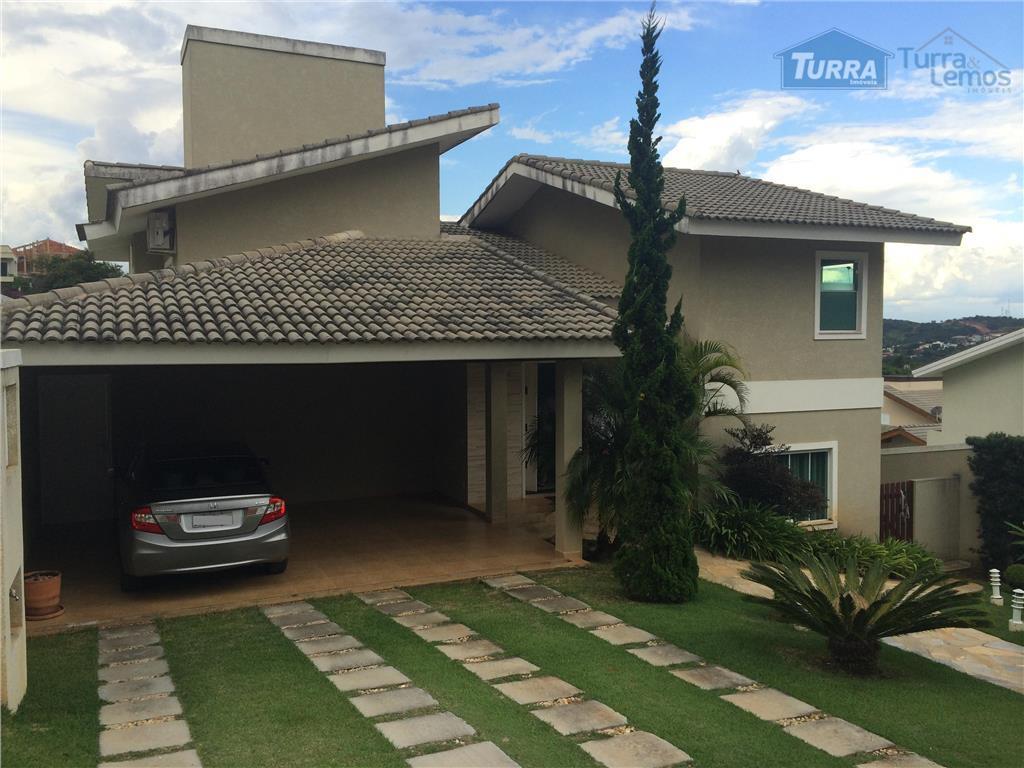 Casa residencial à venda, Condominio Agua verde, Atibaia - CA0365.