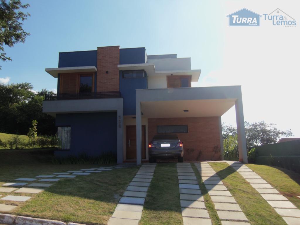 Casa  residencial à venda, Portal dos Nobres, Atibaia.