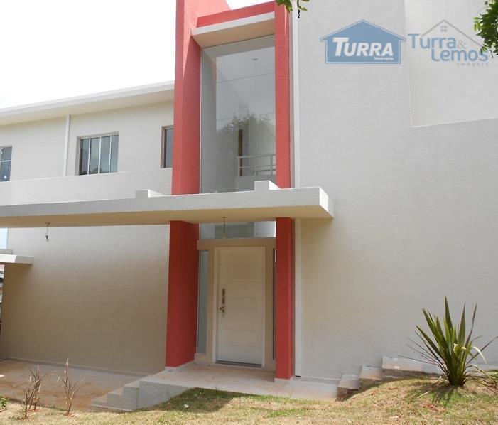 Casa residencial à venda, Condomínio Shambala I, Atibaia - CA0683.