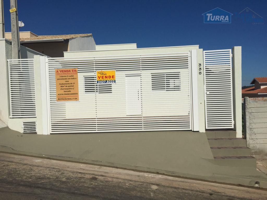 Casa residencial à venda, Nova Atibaia, Atibaia - CA0689.