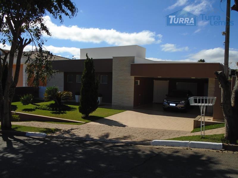 Casa residencial à venda, Condomínio Shambala I, Atibaia - CA0768.