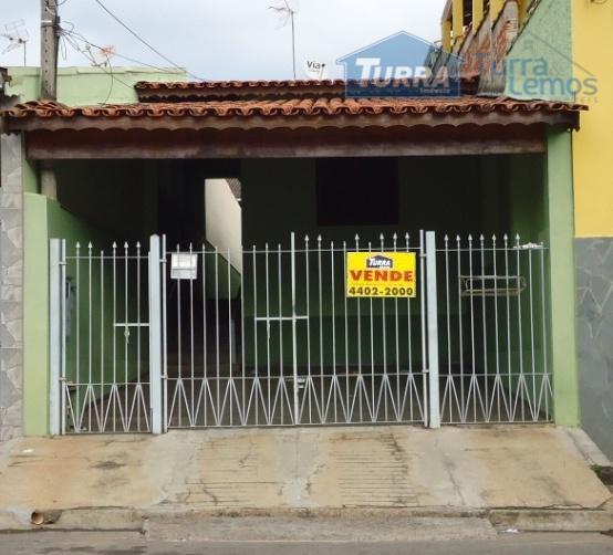 Casa  residencial à venda, Jardim Alvinópolis, Atibaia.