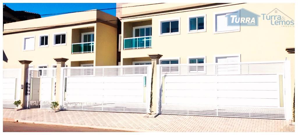 Apartamento residencial para venda e locação, Jardim dos Pinheiros, Atibaia - AP0110.