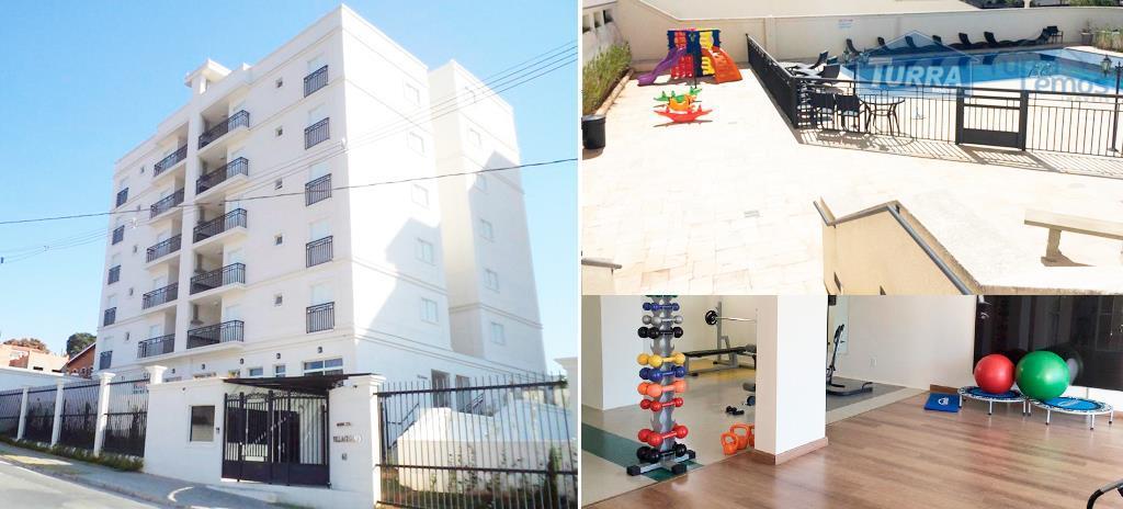 Apartamento residencial para venda e locação, Vila Giglio, Atibaia - AP0107.