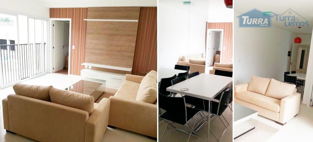 Apartamento residencial à venda,Edifício Marisa, Atibaia - AP0075.