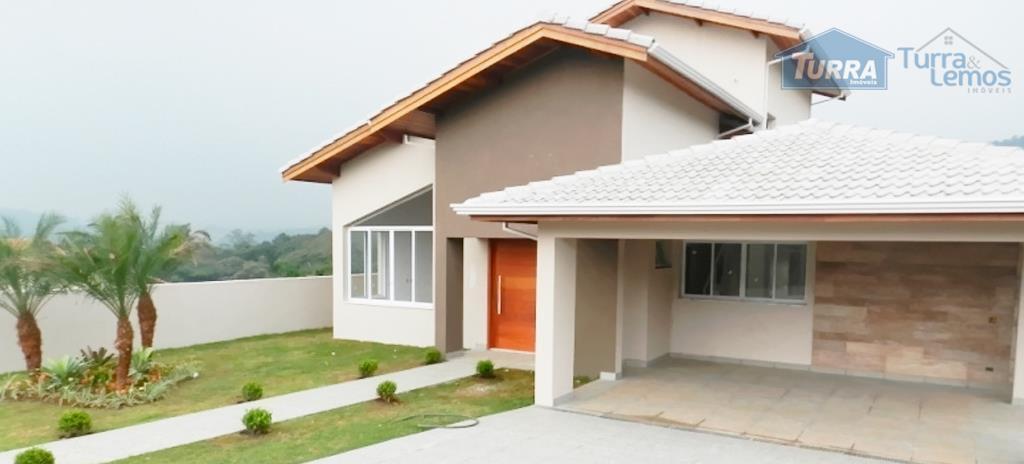 Casa residencial à venda, Condomínio Serra da Estrela, Atibaia - CA0160.