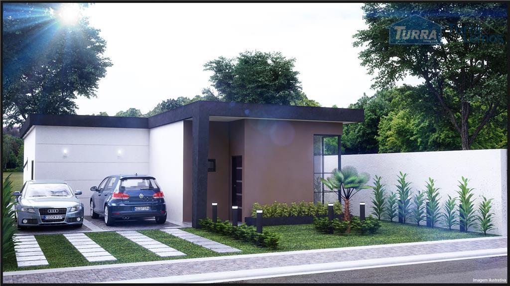 Casa residencial à venda, Condomínio Terra de Atibaia I, Atibaia - CA0949.