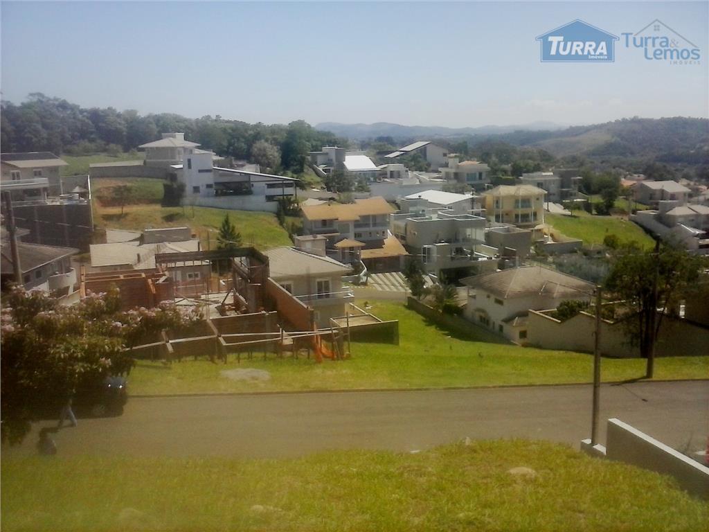 Terreno residencial à venda, Condominio Agua verde, Atibaia - TE0389.