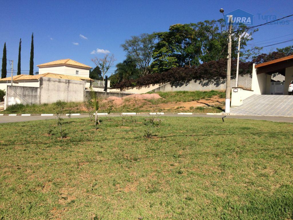 Terreno residencial à venda, Loteamento Fechado Quintas de São Francisco, Atibaia - TE0391.