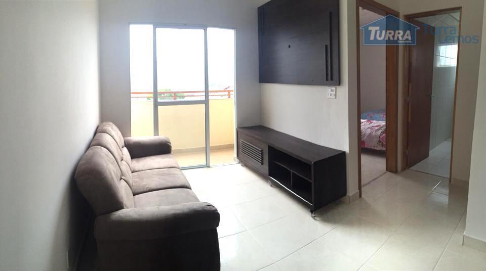 Apartamento residencial à venda, Jardim das Cerejeiras, Atibaia - AP0134.
