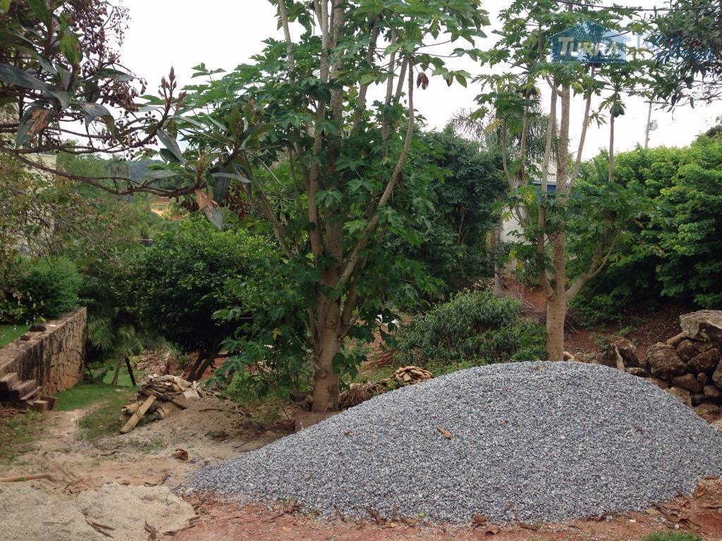 Terreno residencial à venda,  Loteamento Fechado Parque das Garças II, Atibaia - TE0439.