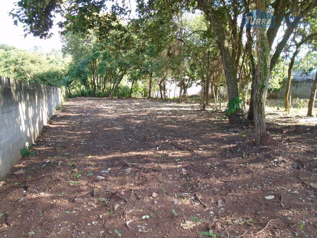 Terreno residencial à venda, Jardim dos Pinheiros, Atibaia - TE0463.