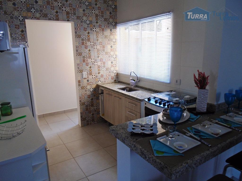 Apartamento residencial à venda, Jardim Imperial, Atibaia - AP0156.