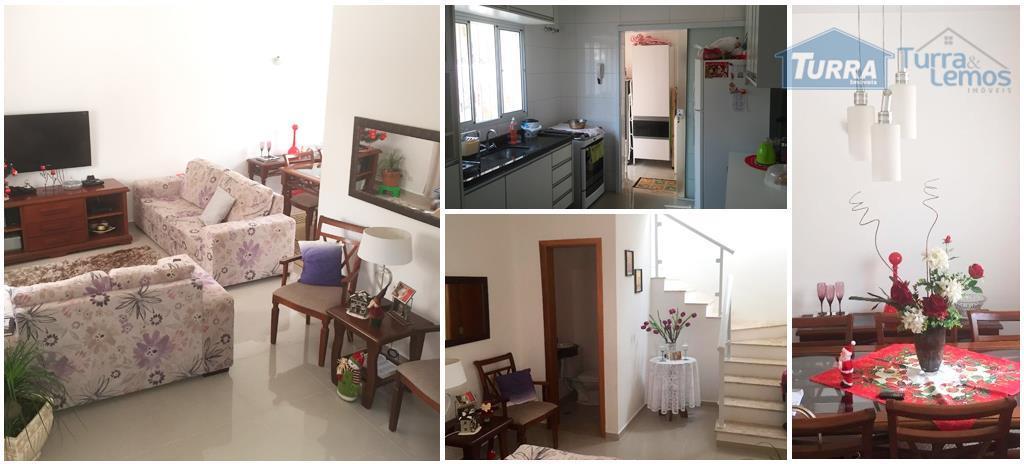 Casa residencial à venda, Jardim do Lago, Atibaia - CA1071.