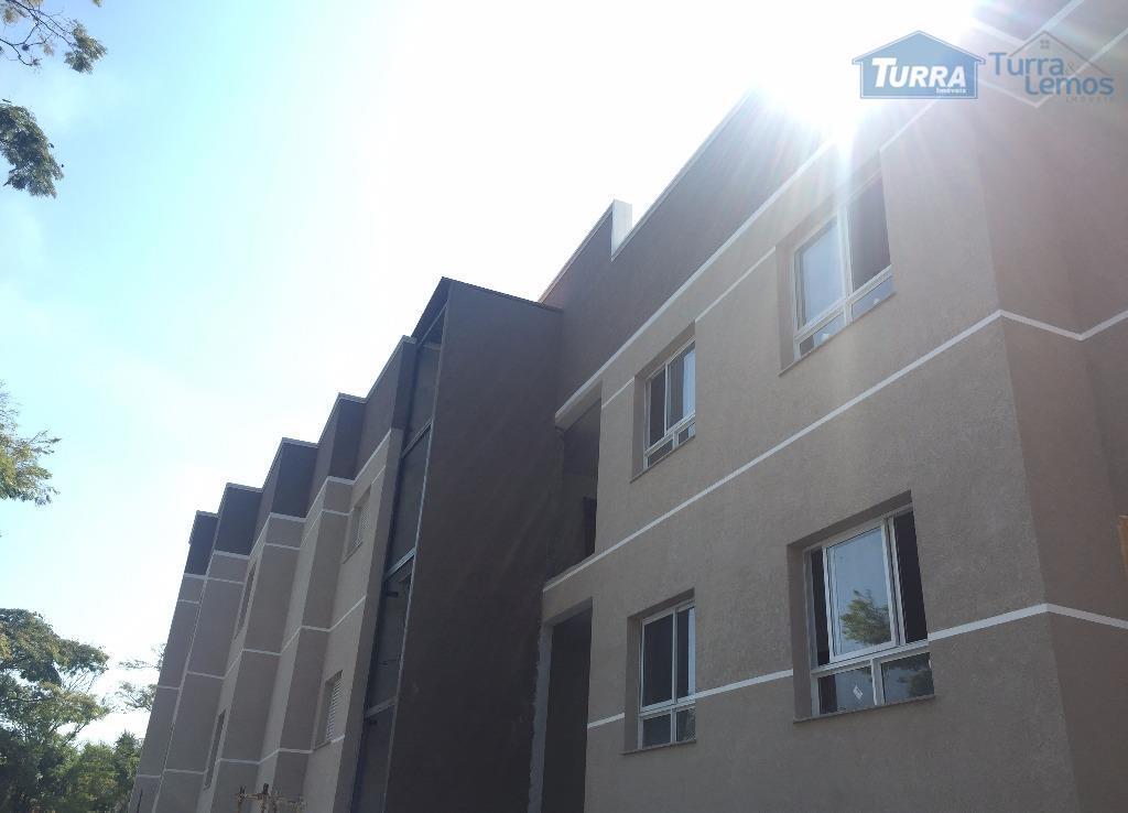 Apartamento residencial à venda, Edifício Floresta, Atibaia - AP0170.