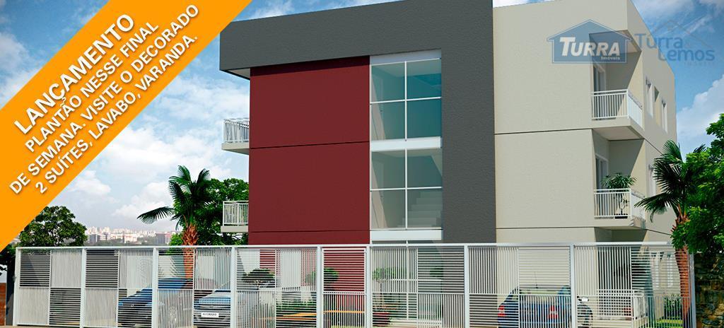 Apartamento residencial à venda, Edifício Vila Espéria, Atibaia - AP0160.