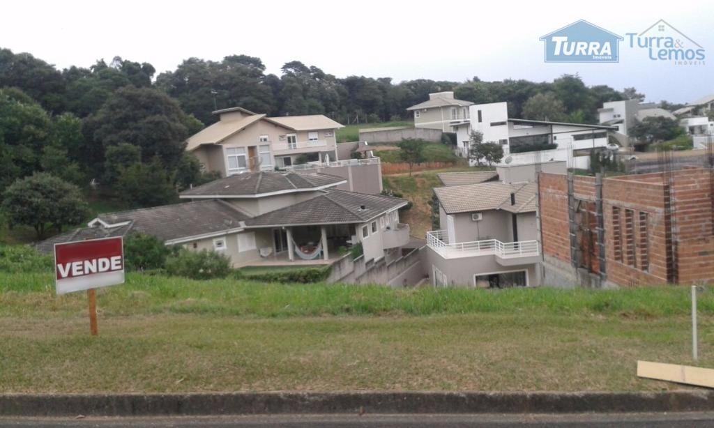 Terreno residencial à venda, Loteamento Fechado Residencial Água Verde, Atibaia - TE0518.