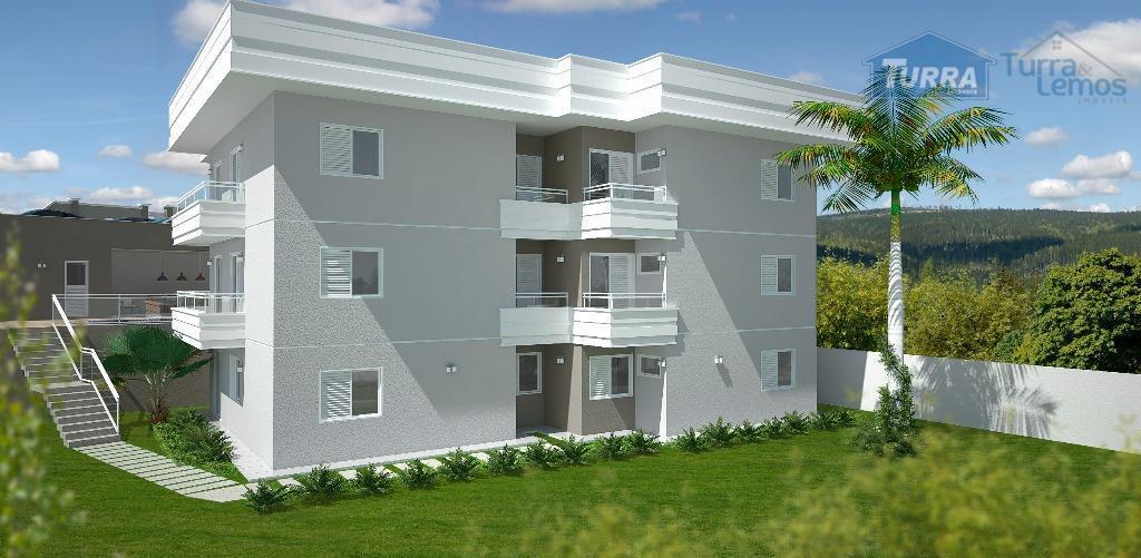 Apartamento residencial à venda, Edifício Atibaia, Atibaia - AP0183.