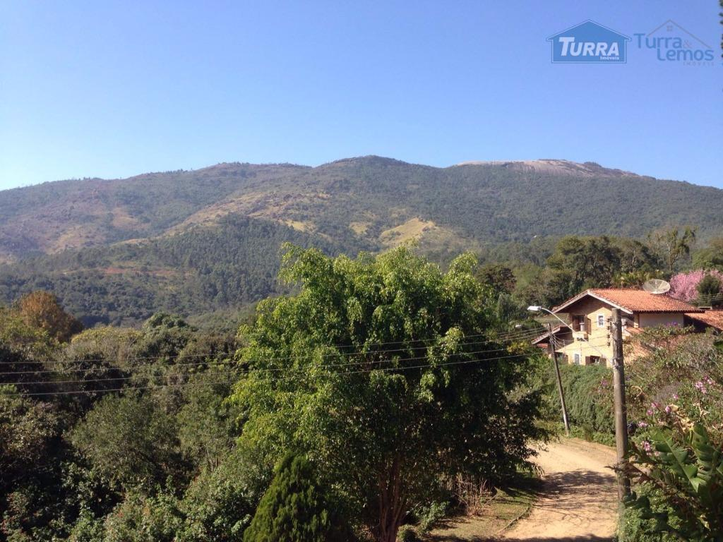 Terreno residencial à venda, Loteamento Fechado Refúgio, Atibaia - TE0575.