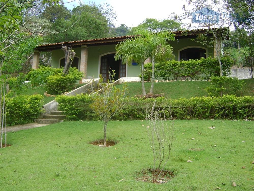 Casa residencial à venda, Loteamento Fechado Chácara Pedra Grande, Atibaia - CA1414.