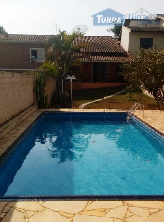 Casa residencial à venda, Jardim das Flores, Atibaia - CA1422.