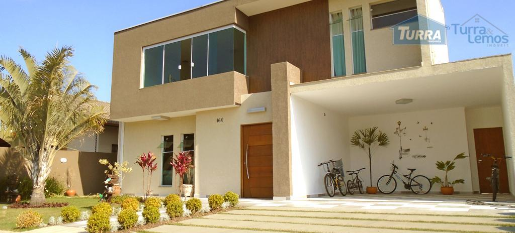 Casa residencial à venda, Loteamento Fechado Shambala II, Atibaia - CA1417.