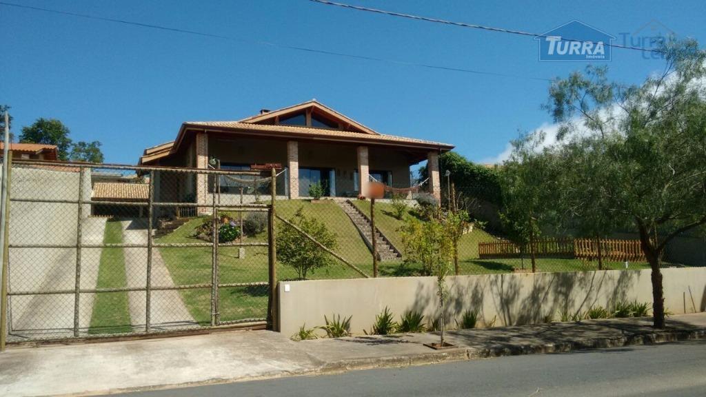 Casa residencial à venda, Vale das Flores, Atibaia - CA1510.