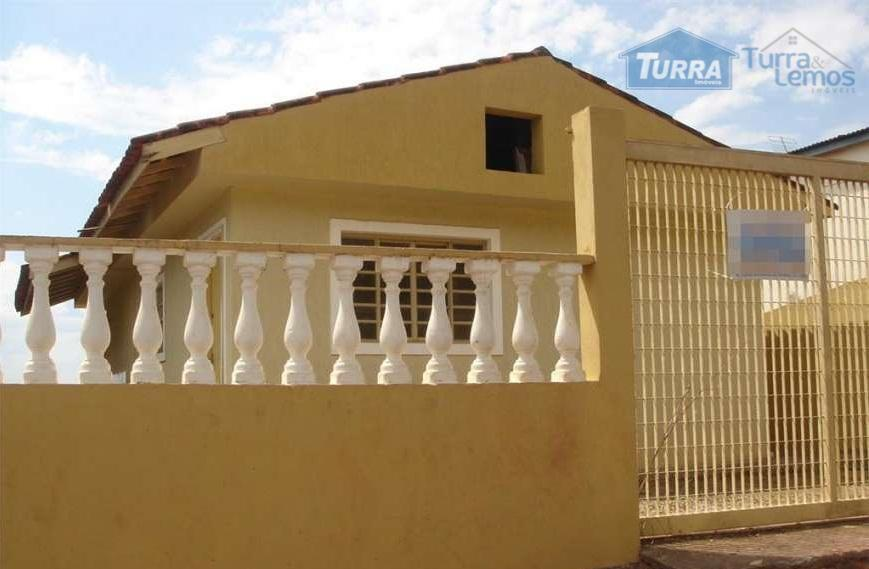 Casa residencial à venda, Jardim Imperial, Atibaia - CA1514.