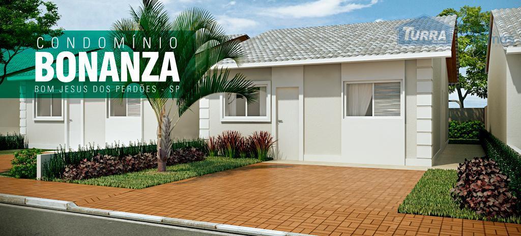 Casa residencial à venda, Condomínio BONANZA, Bom Jesus dos Perdões - CA0854.