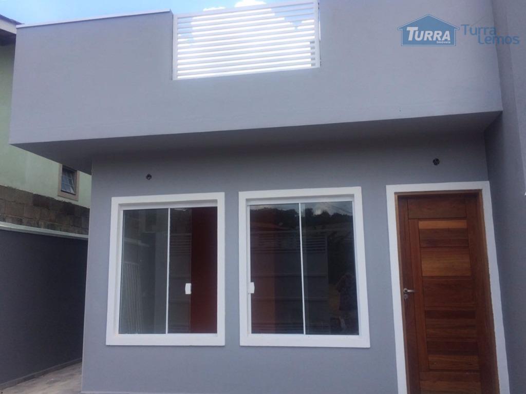Casa residencial à venda, Jardim Maristela, Atibaia - CA1469.
