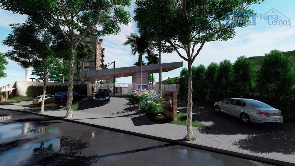Apartamento residencial à venda, Atibaia Belvedere, Atibaia - AP0253.