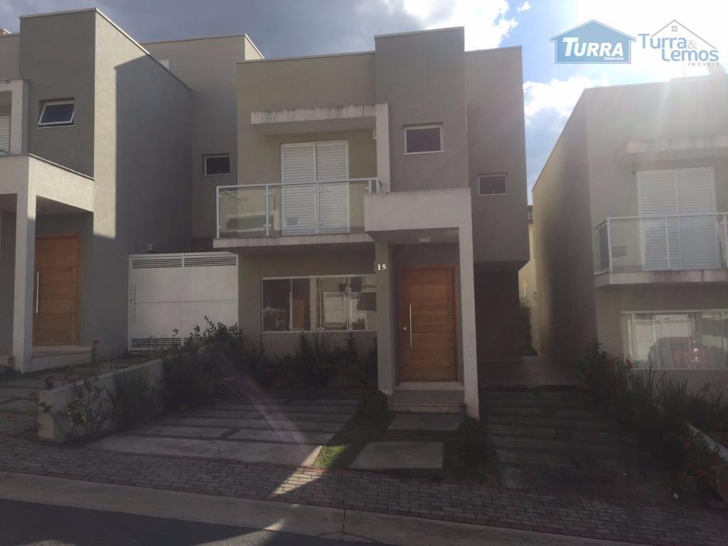 Casa residencial para locação, Jardim Paulista, Atibaia.