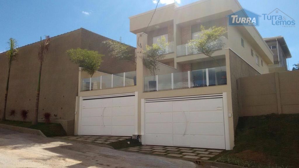 Casa residencial à venda, Recreio Maristela, Atibaia - CA1708.