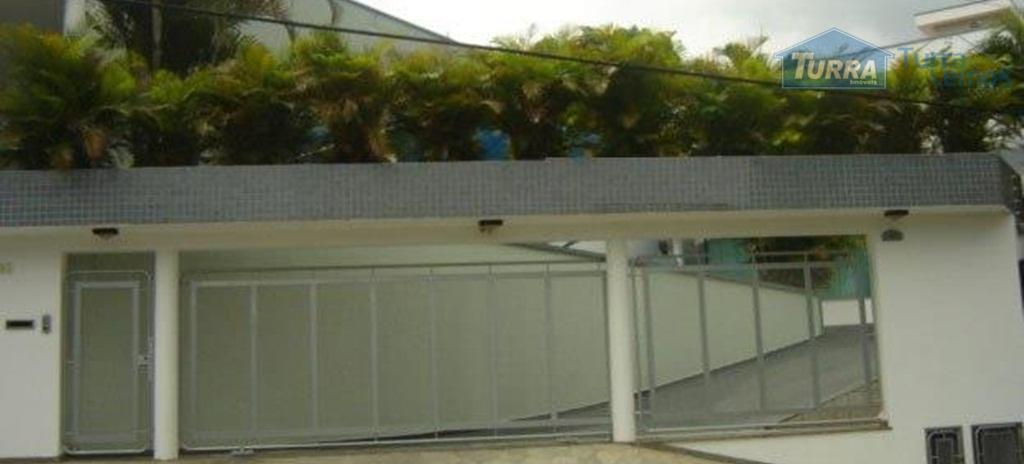 Casa residencial à venda, Cidade Satélite, Atibaia - CA0314.