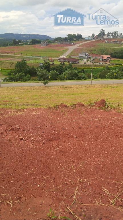Terreno residencial à venda, Loteamento Fechado Shambala III, Atibaia.