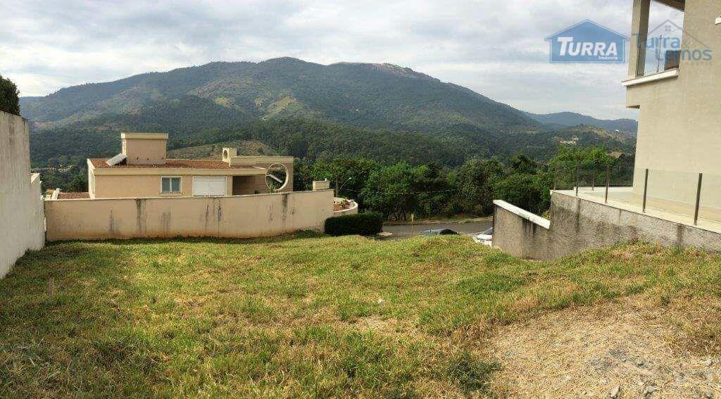 Terreno residencial à venda, Loteamento Fechado Água Verde, Atibaia - TE0938.