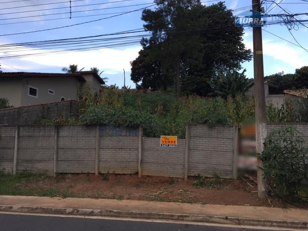 Terreno residencial à venda, Jardim do Lago, Atibaia - TE0995.