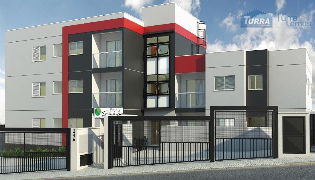 Apartamento residencial à venda, Jardim do Lago, Atibaia - AP0412.